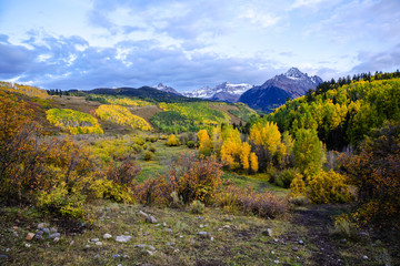 Autumn in the San Juan Mountains