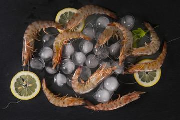 Crustaceans and Lemon