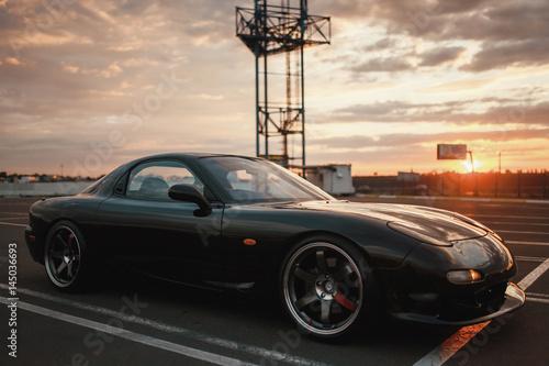 Classic Japan Sport Car