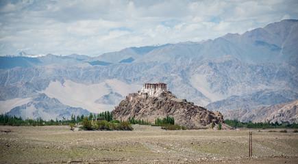 Buddhist monastery of Stakna, Leh Ladakh , India