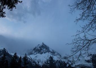 Berg in Frankreich