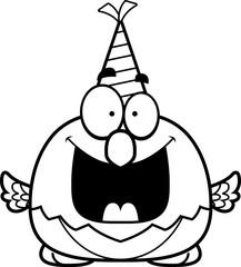 Cartoon Parrot Birthday Party