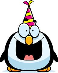 Cartoon Penguin Birthday Party