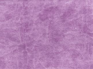 Purple color artificial leather texture.