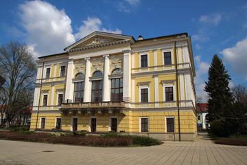 Town hall in Spisska Nova Ves, Slovakia
