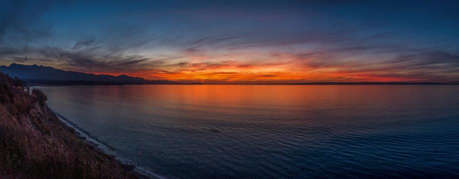 Sequim Bay Washington