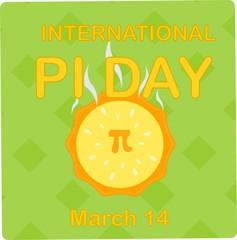 pi day international 14 march