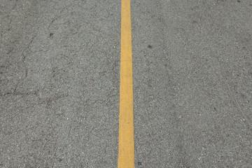 solid line on lane