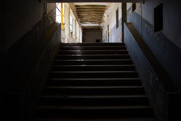 Stairway to nowere