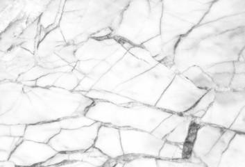 White marble rectangular frame