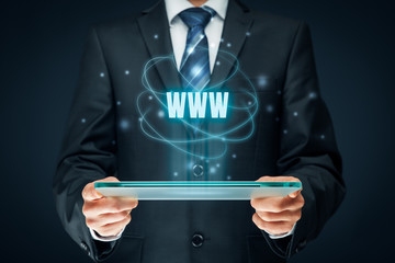 www internet and SEO