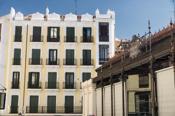 Madrid (Spain): buildings