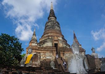 Old big pagoda