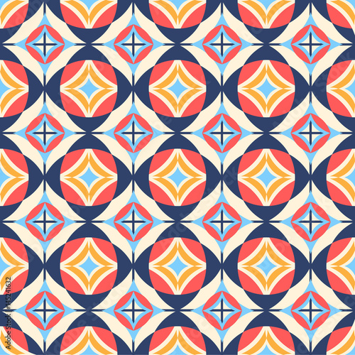 Seamless Moroccan Style Pattern Stock Image And Royaltyfree Vector Mesmerizing Moroccan Design Pattern