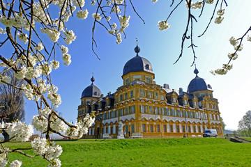 Schloss Seehof Frühling