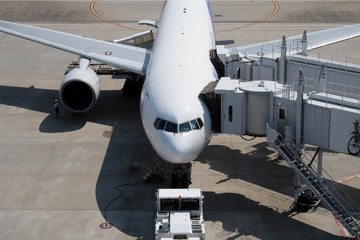 羽田空港(飛行機)