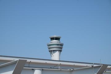 羽田空港(管制塔、横)