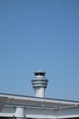 羽田空港(管制塔、縦)