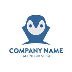 Unique And Colorful Owl Logo