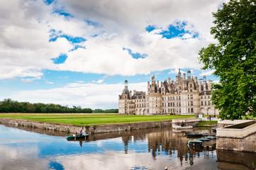 Chateau de Chambord, Loire Valley, France, UNESCO