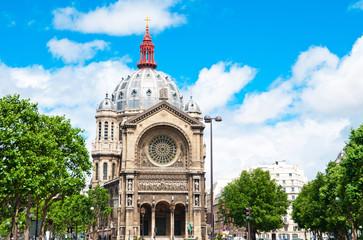 Saint-Augustin church, Paris, France