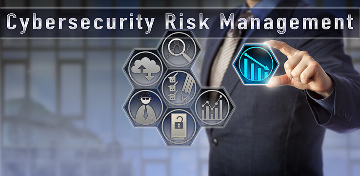 Manager planning Cybersecurity Risk Management