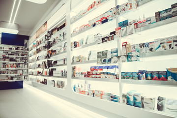 Photo sur Plexiglas Pharmacie At the pharmacy