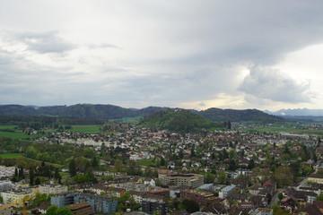 town switzerland lenzburg