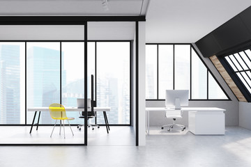 White CEO office