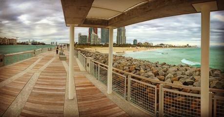 South Beach , Miami