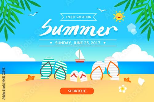 cool summer sea and beach fotolia com の ストック画像とロイヤリティ