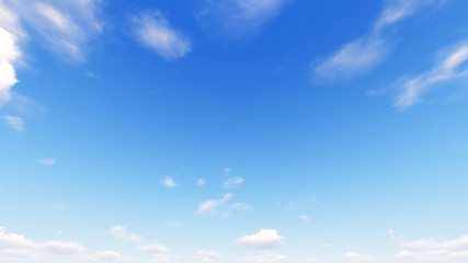 Cloudy blue sky abstract background, blue sky background with tiny clouds
