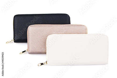 b5abf84a womens handbags, female clutch bags isolated on white background, arranged  in a row