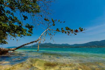 Beautiful island Koh Suwan near Koh Chang