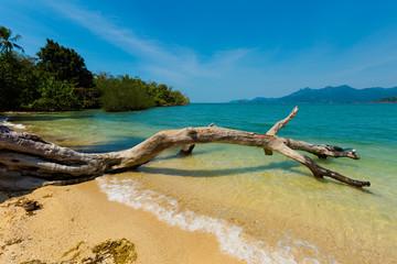 Beautiful island Koh Suwan near Ko Chang