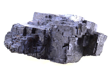 galena mineral isolated