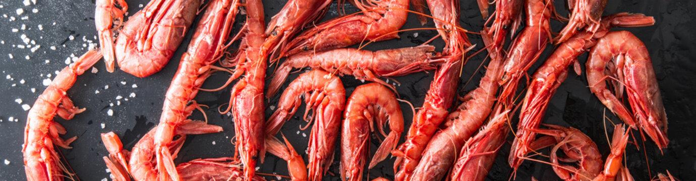 gamberi rossi di sicilia freschi