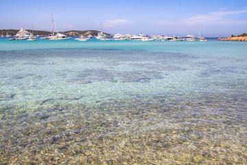 Spiaggia del Grande Pevero, Sardinia, Italy
