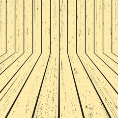 Wood plank texture background vector illustration