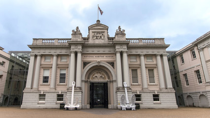 London Greenwich National Maritime Museum