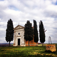 Val D Orcia's pride