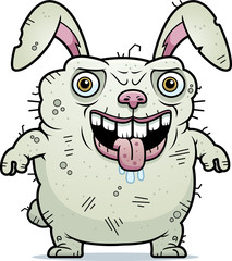 Ugly Bunny Standing
