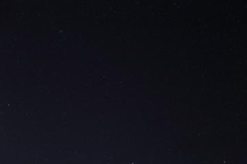 美星天文台の星空