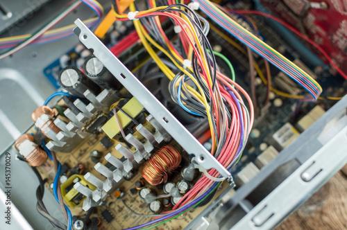 PC power supply repair\