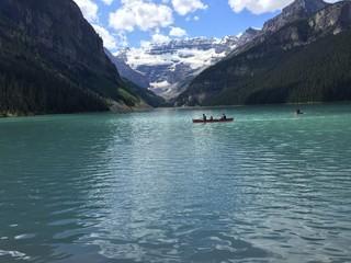 Fotorolgordijn Canada Lake Louise