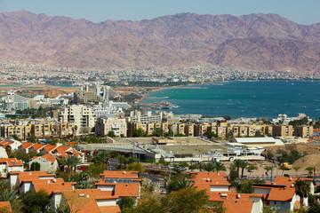 Eilat, Israel - Aerial View