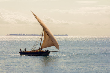 dhow transport