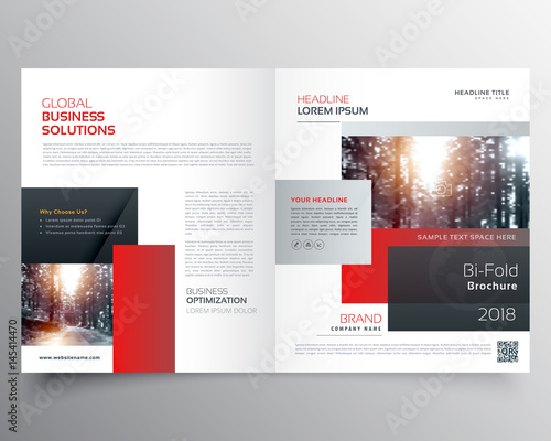Awesome magazine cover page design or bifold template brochure awesome magazine cover page design or bifold template brochure pronofoot35fo Images