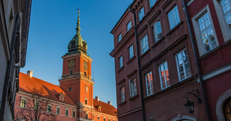 Warsaw Old Town Streets II
