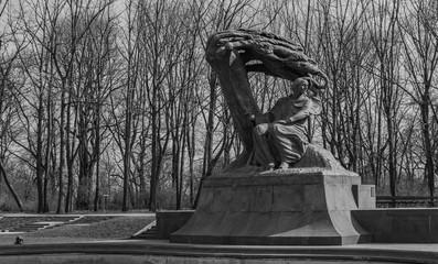 Chopin Monument IV